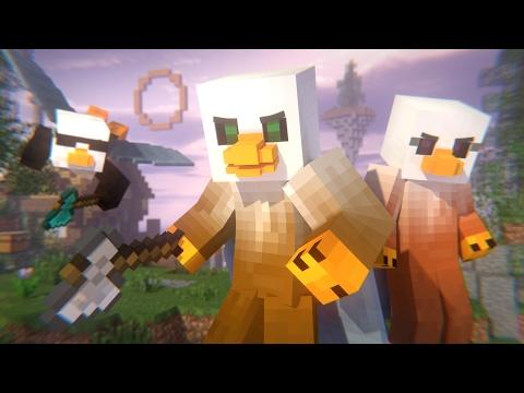 Skyfall: FULL ANIMATION (Minecraft Animation) [Mineplex]