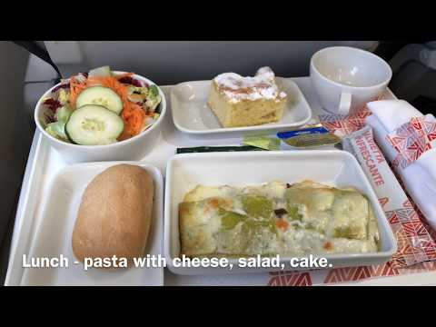 Alitalia - Business Class Europe - Full Flight Report - Amsterdam to Rome Fiumicino