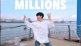 WINNER(위너) - MILLIONS Dance Cover (커버댄스) Cover by . 욱스