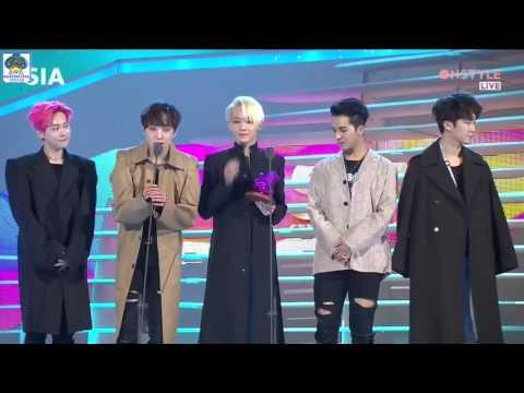 [Vietsub] 160315 WINNER nhận giải thưởng K Style tại SIA 2016