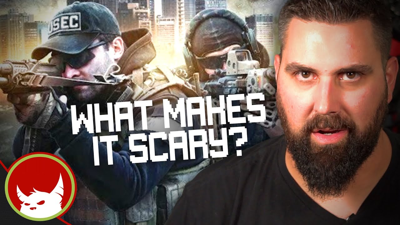 Escape From Tarkov: Scariest Game Ever... Here's Why | Comicstorian Gaming