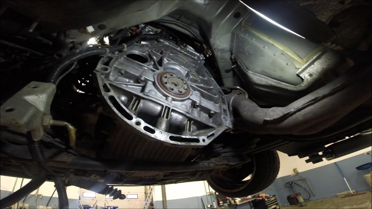 honda s2000 ap1 rear crankshaft oil seal, light flywheel, gearbox, assembly