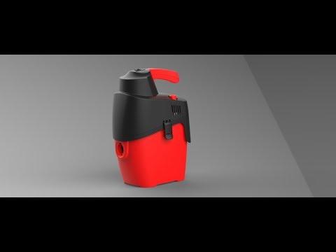 Dry Utility Vacuum Cleaner