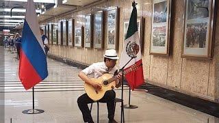 MEXICANO EN RUSIA PARTE 2  | LUIS