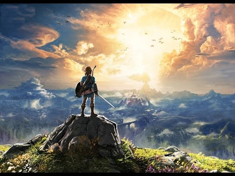 [PREVIEW] Zelda : Breath of The Wild - 5 HEURES DE JEU