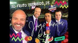 El fruto prohibido de Jorge Campos 'El Inmortal'
