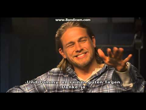 Sons of Anarchy Q&A Season 2 Part 1 (German subtitle)