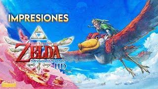 Impresiones The Legend of Zelda: Skyward Sword HD