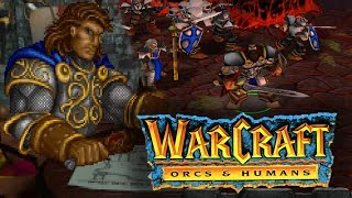 Warcraft 1: Orc and Humans ... w Warcrafcie 3 :D / giveaway co 100 sub / like