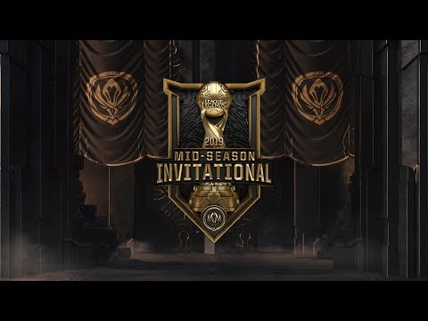[PL] Mid-Season Invitational 2019 | SKT vs G2 | BO5 | półfinał
