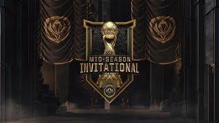 [PL] Mid-Season Invitational 2019 | SKT vs G2 | BO5 | półfinał
