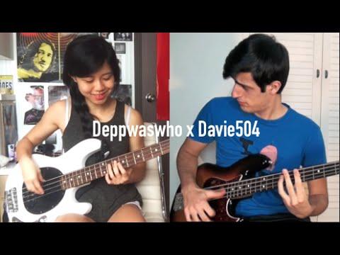 BASS BATTLE! Deppwaswho x Davie504 (Sire Contest)