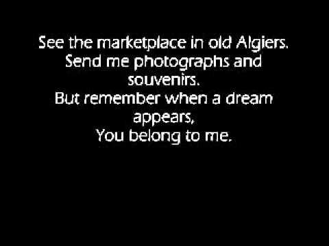 The Duprees- You Belong To Me / With Lyrics