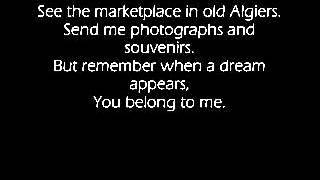 The Duprees- You Belong To Me / With Lyrics