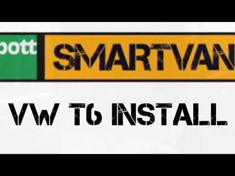 Bott Smartvan installation Vw transporter T6