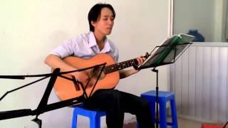 Đời Tôi Cô Đơn - Thể Hiện Thầy Đinh Ngọc Huy