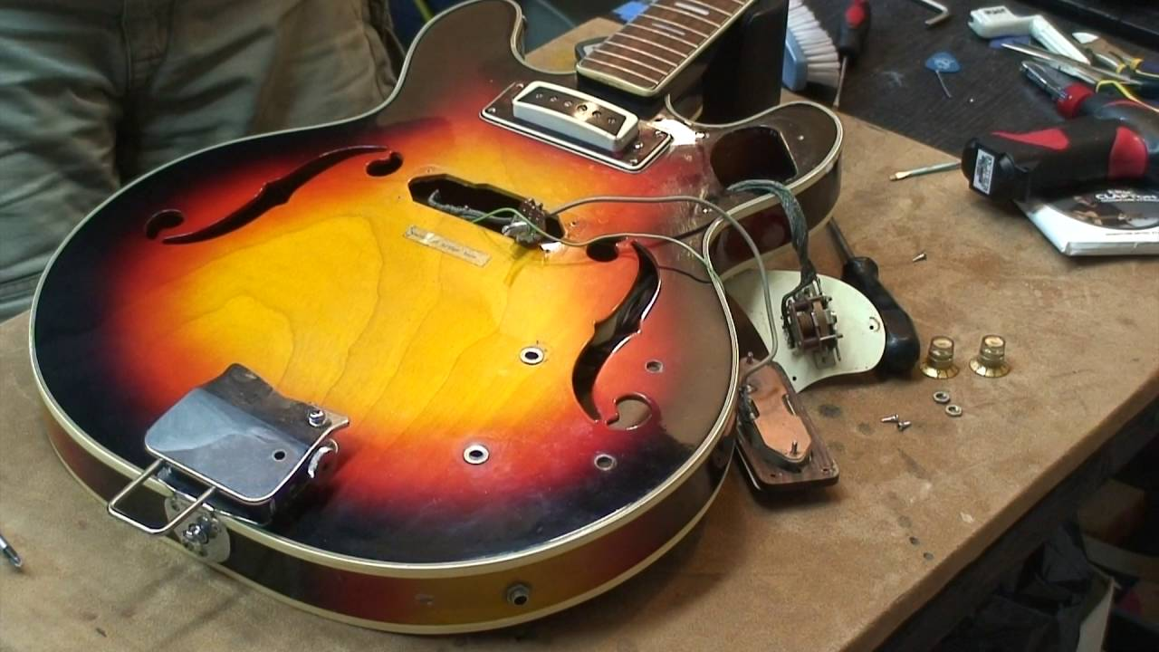 hight resolution of 70 s vintage japanese toledo aria the wiring part1 woodeso s guitar mods