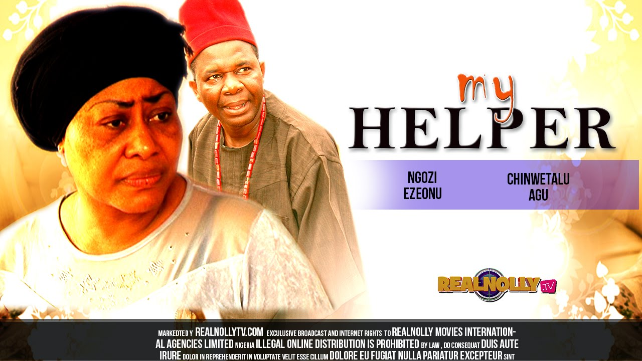 Download 2014 Latest Nigerian Nollywood Movies - My Helper 1