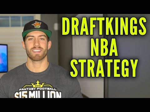 DraftKings NBA Strategy