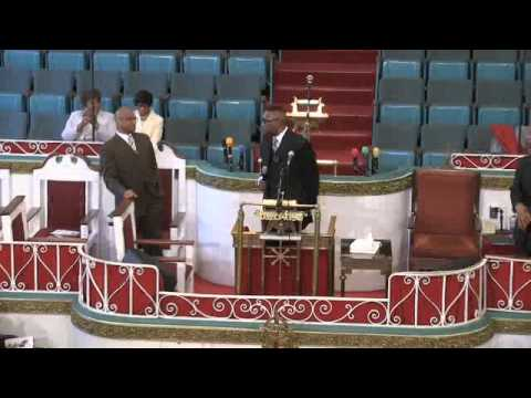 Greater St. John missionary Baptist church Oakland HD, Dr. Gregory B. Payton