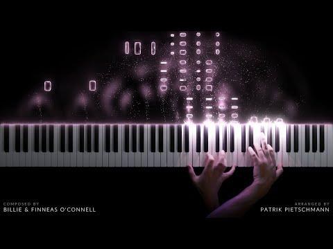 Billie Eilish - No Time To Die (Piano Version)