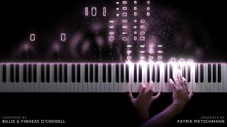 Billie Eilish - N๐ Time To Die (Piano Version)