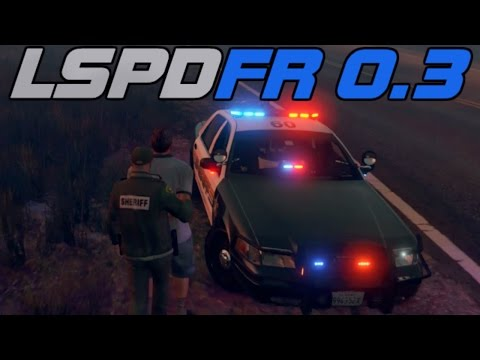 SEAVIEW SUNSET STRIP | LSPDFR #25 | LSSD in Blaine County