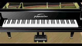Clannad - Sora ni Hikaru - Piano Tutorial + Music Sheet + MIDI + MP3