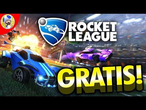 Rocket League GRATIS en Nintendo Switch! ⚽️