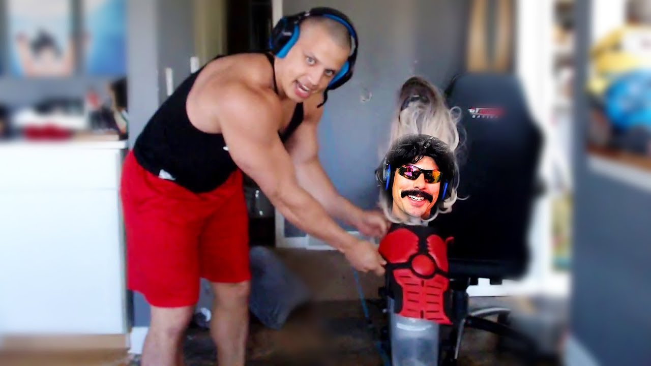 Download TYLER1 RESPONDS TO DR DISRESPECT