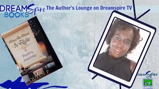 Queen P. Interview on the Author's Lounge on DreamSpire TV
