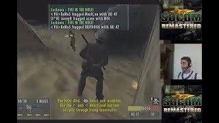 Socom 2 Online Nightstalker Live Stream