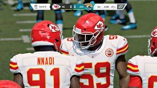 Madden 20 Gameplay - Jacksonville Jaguars vs Kansas City Chiefs  – Madden NFL 20