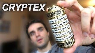 LE PLUS MYSTÉRIEUX DES OBJETS ! (cryptex)