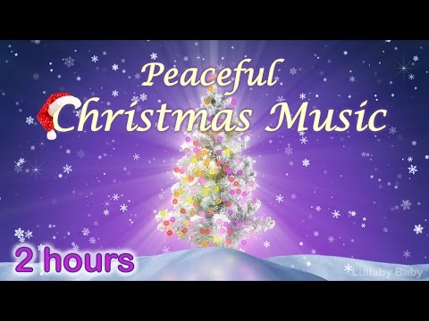 Christmas Music On Youtube.2 Hours Christmas Music Peaceful And Relaxing Mix