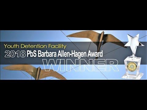 2018 PbS BAH Winner Sacramento County Youth Detention