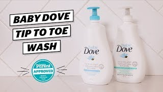 Baby Dove Tip to Toe Wash Review | Today's Parent Approved
