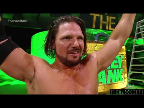 Money In The Bank 2016 Highlights (Hl Society reupload)