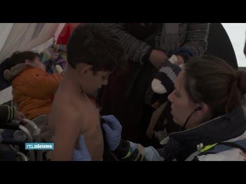 Hulpverleners op Lesbos: 'Ik vertel ze niet wat ze - RTL NIEUWS
