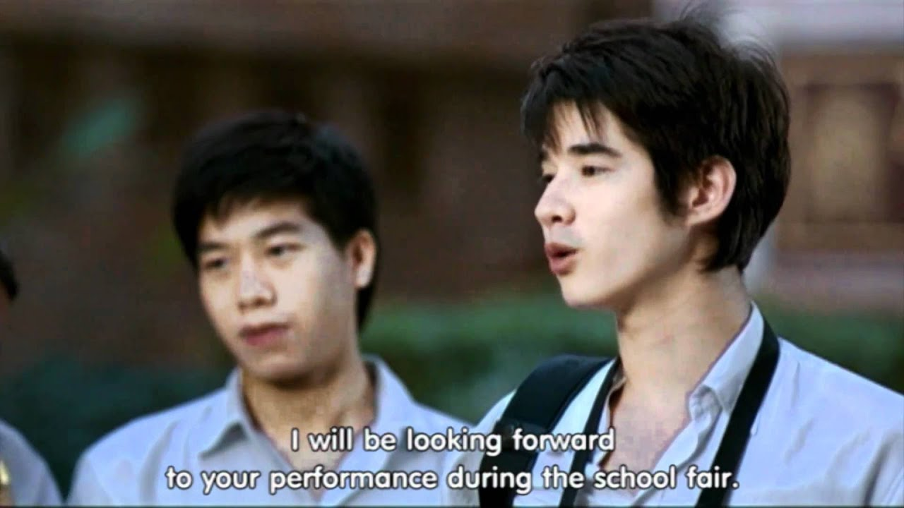 A Little Thing Called Love Song Thai Movie