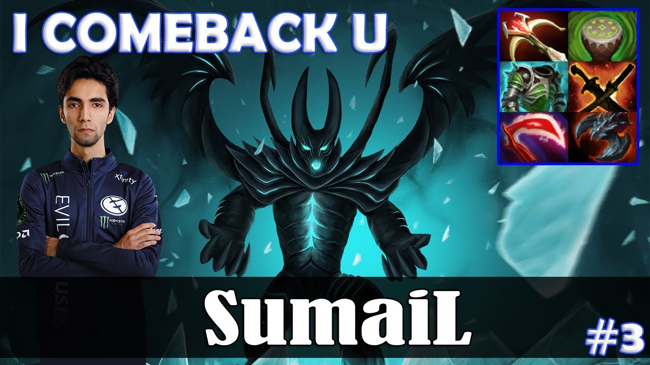 SumaiL – Terrorblade MID | I COMEBACK U | with BuLba (Skywrath Mage) | Dota 2 Pro MMR Gameplay #3