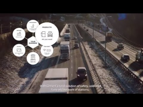 Customer Testimonial: Alfredsson Transport, Sweden