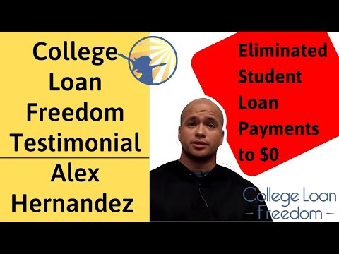 eliminate-student-loan-payments-to-$0-|-college-loan-freedom-testimonial-|-larry-morrison