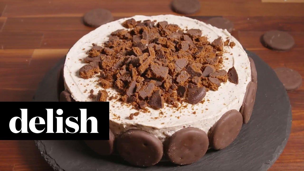 Thin Mint Cheesecake forecasting
