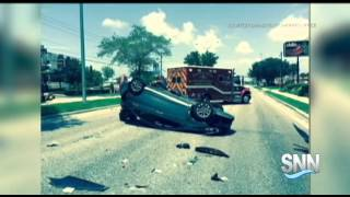 SNN: Stolen Vehicle Leads to Car Accident on Tamiami Trail