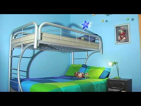 Kids Bedroom Makeover diy kid's bedroom makeover on a budget! - youtube