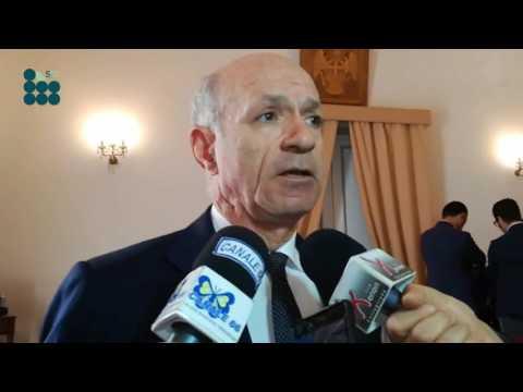 Caltagirone, approvata ipotesi di bilancio: intervista a Giaconia
