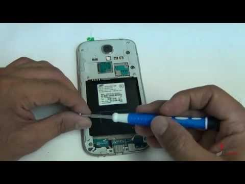Samsung Galaxy S4 Touch Screen Glass Digitizer & LCD Display Repair Replacement Guide