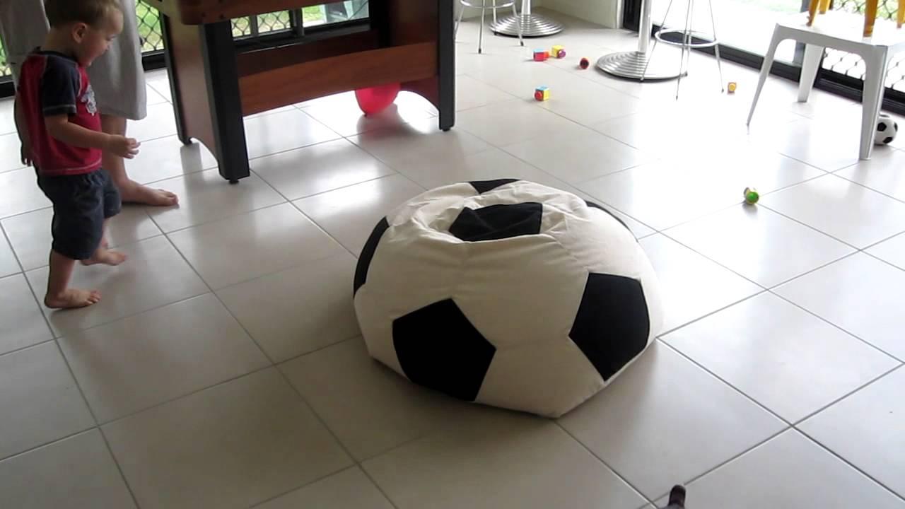 Beanbag Soccer Ball The Secret