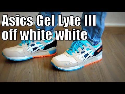 asics-gel-lyte-iii---off-white-/-white-on-feet